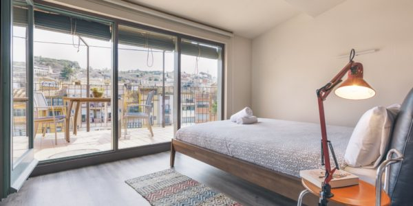 Holiday Apartment, Girona, Santa Clara, Bedroom 1